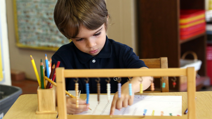 Is your child ready for pre-school?